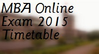 MBA-Exam-Timetable-2015-Online-Semester-1234-1st-2nd-Year