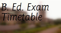 pune-university-bed-exam-timetable