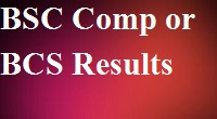 pune university bsc computer science results