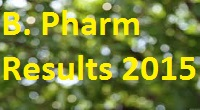 Pune University Unipune FY SY B Pharm Results 2013 2008 2015