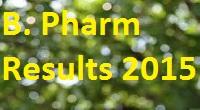 Pune University Unipune FY SY B Pharm Results 2013 2008 2015