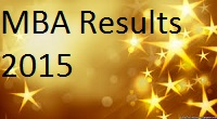 Unipune MBA Results 2015
