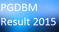 Savitribai Phule Pune University or Unipune PGDBM Result 2015