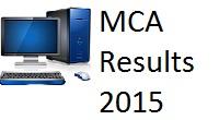 Unipune MCA Result
