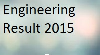 Unipune Second Year Engineering result 2015