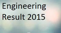 Unipune Second Year Engineering result 2015