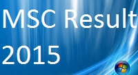 Unipune Msc Computer Science Result 2015