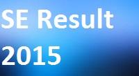 Pune University SE Result 2015