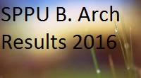pune university b arch 2008 2003 pattern results pdf
