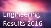 Unipune Engineering Results 2016