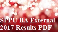 sppu ba external results april 2017